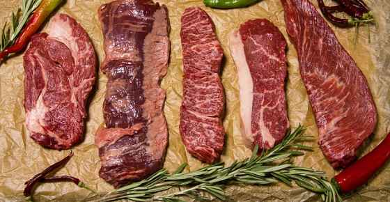 Types of Steak: Different Cuts of Steak and Their Nutrition Facts