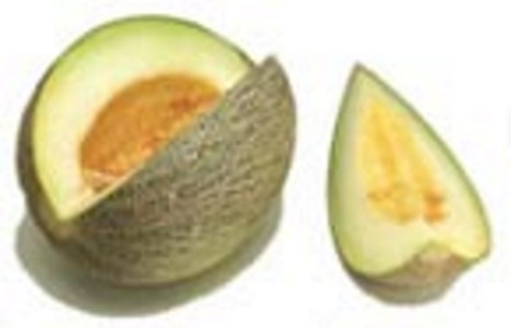 Sharlyn melon is a type of muskmelon