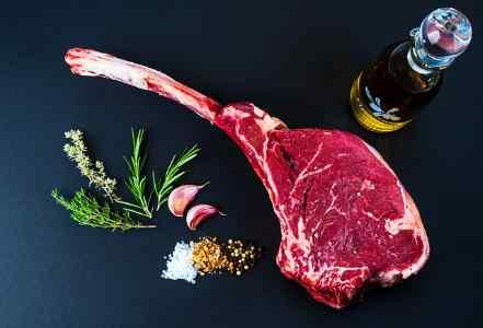 tomahawk steak image