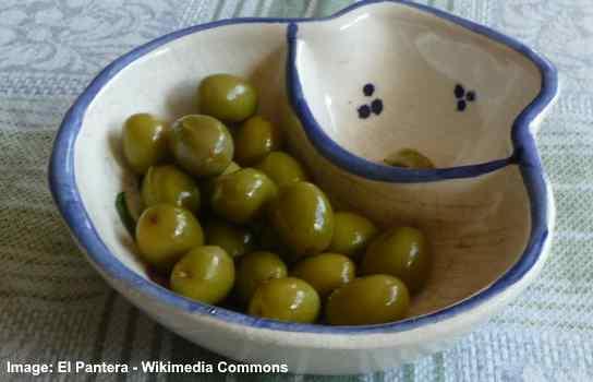 verdial olives variety