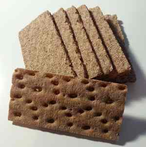 Swedish crispbread