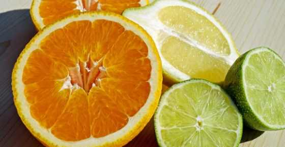 Citrus Fruits With their Picture and Classification